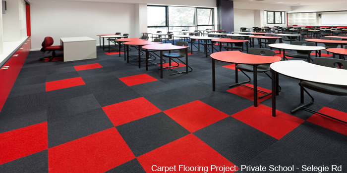 Carpet Flooring Installation